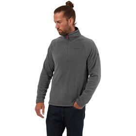 Craghoppers Corey VI Camiseta Media Cremallera Hombre, gris